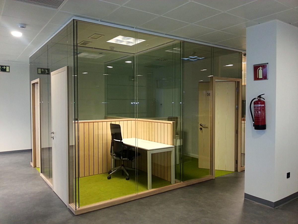Trabajos Especiales: Implantación Oficinas Madrid